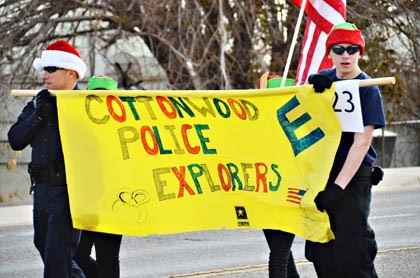 Cottonwood Police Explorers