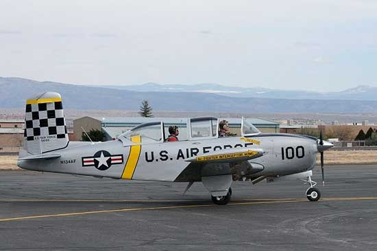 US Air Force Plane